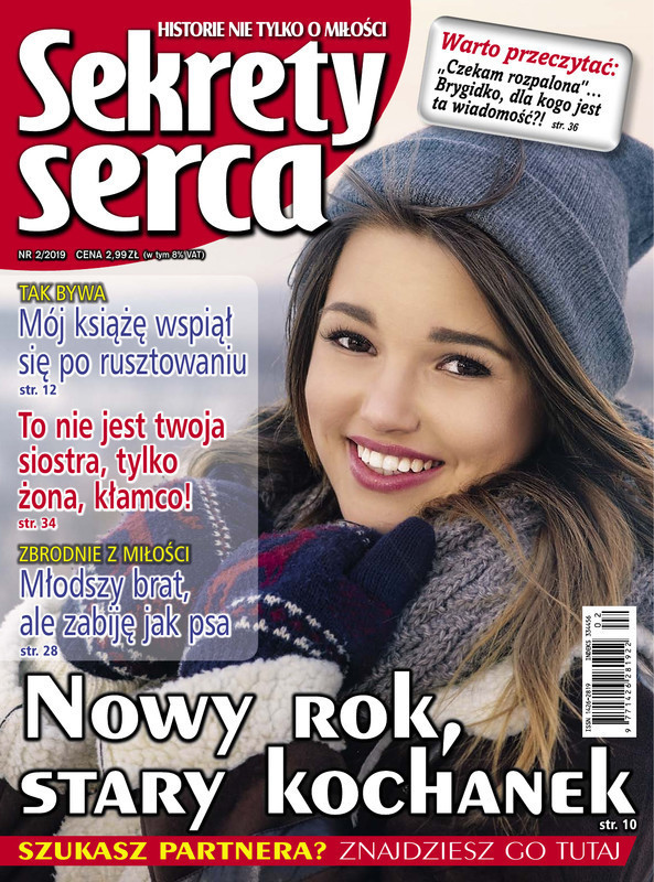 Sekrety Serca -                     2/2019