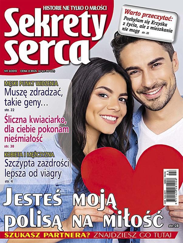 Sekrety Serca -                     3/2019