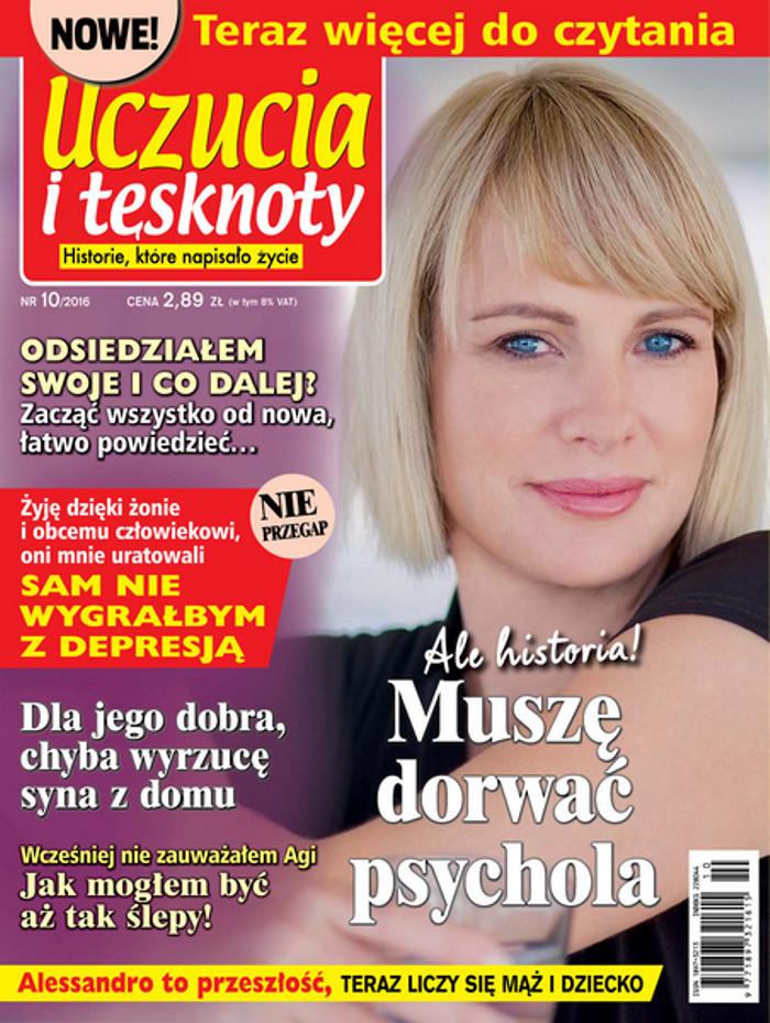 Uczucia i tęsknoty -                     9/2016