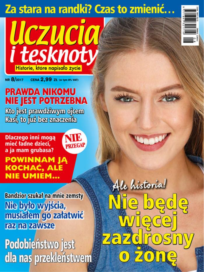 Uczucia i tęsknoty -                     8/2017