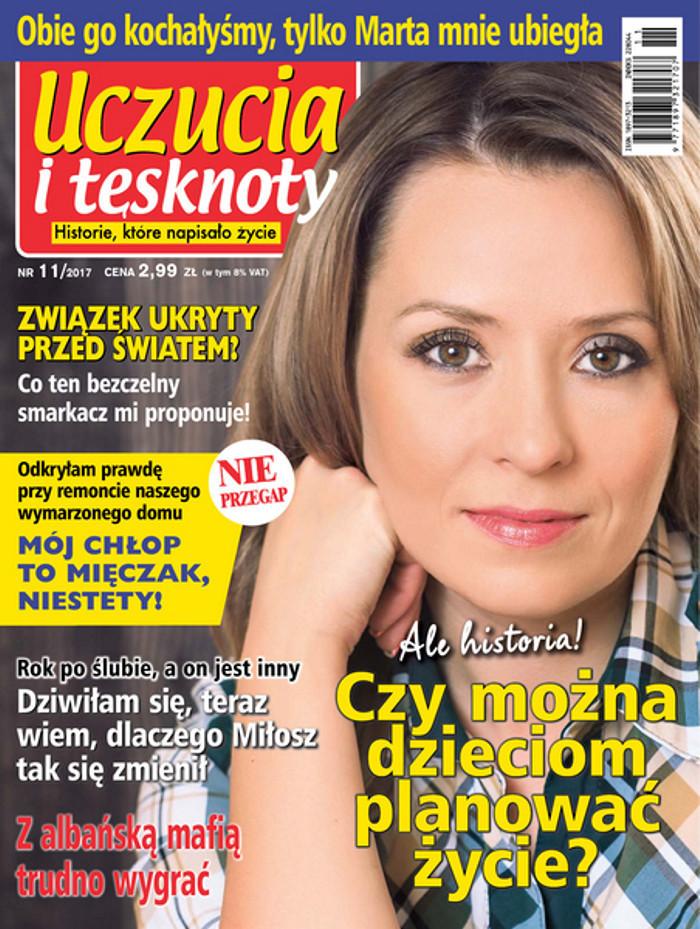 Uczucia i tęsknoty -                     11/2017