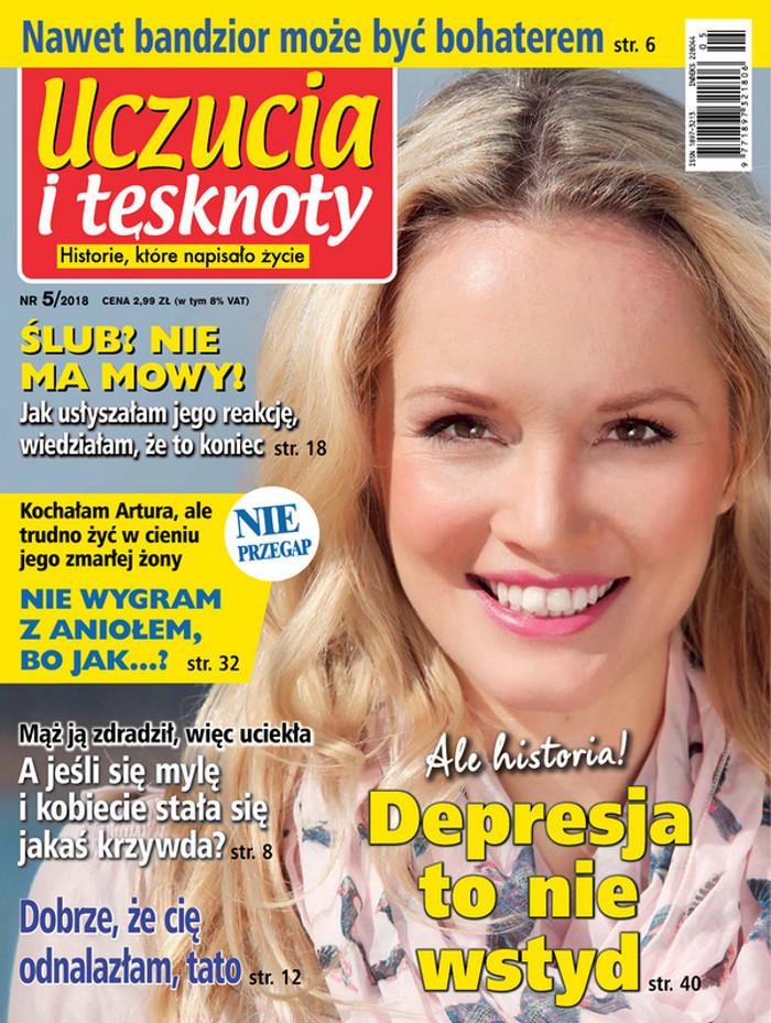 Uczucia i tęsknoty -                     5/2018