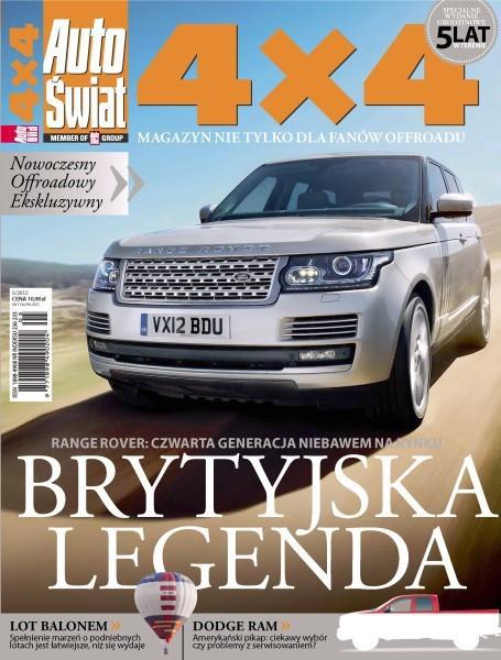 Auto Świat 4x4 -                     5/2012