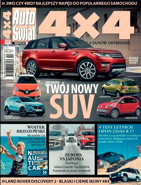 Auto Świat 4x4 -                     2/2013