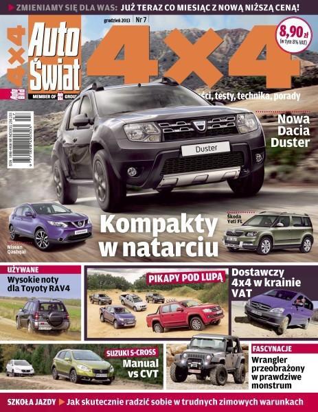 Auto Świat 4x4 -                     7/2013