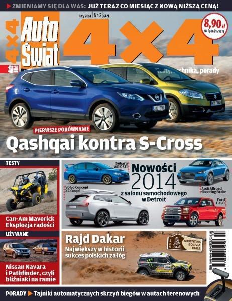 Auto Świat 4x4 -                     2/2014