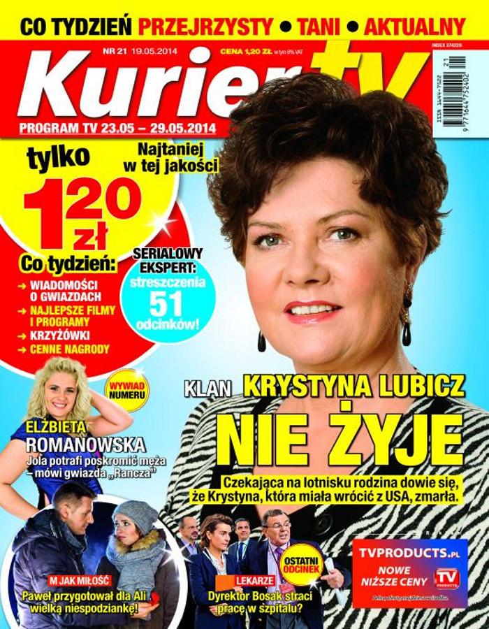 Kurier TV -                     21/2014