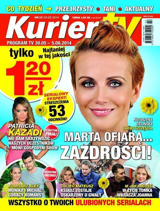 Kurier TV -                     22/2014