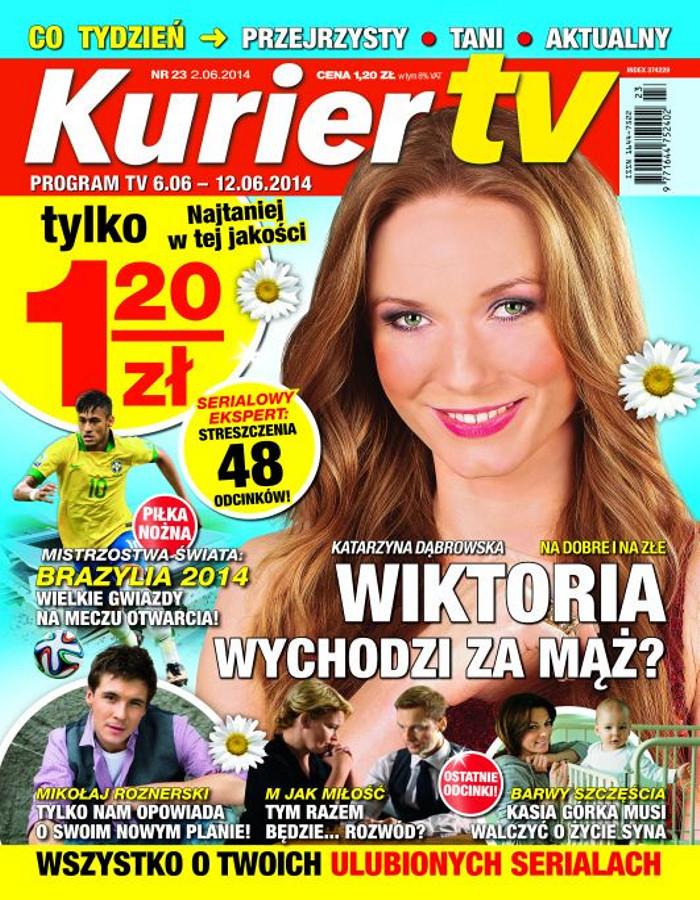 Kurier TV -                     23/2014