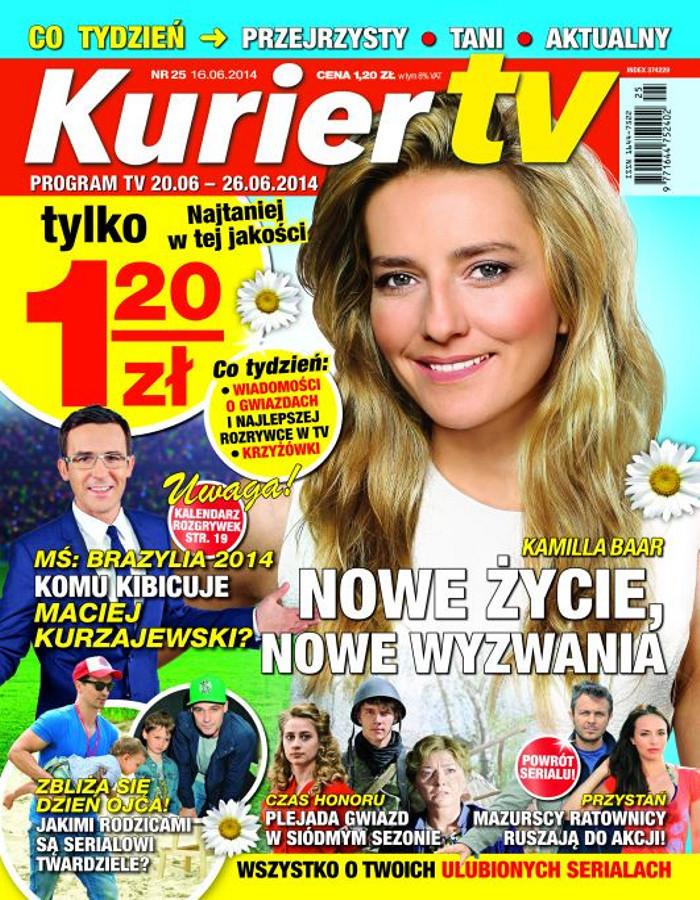 Kurier TV -                     25/2014