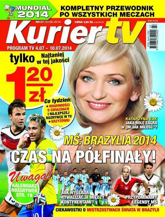 Kurier TV -                     27/2014