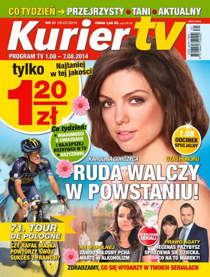 Kurier TV -                     31/2014