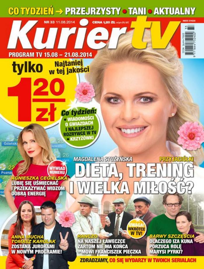 Kurier TV -                     33/2014