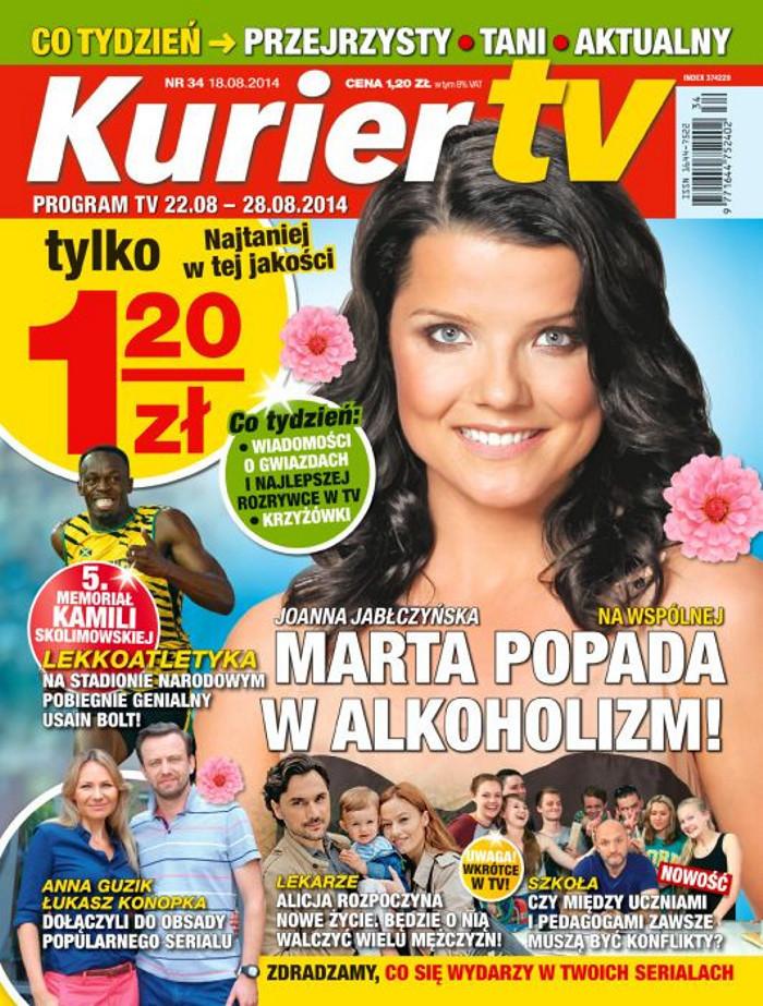 Kurier TV -                     34/2014