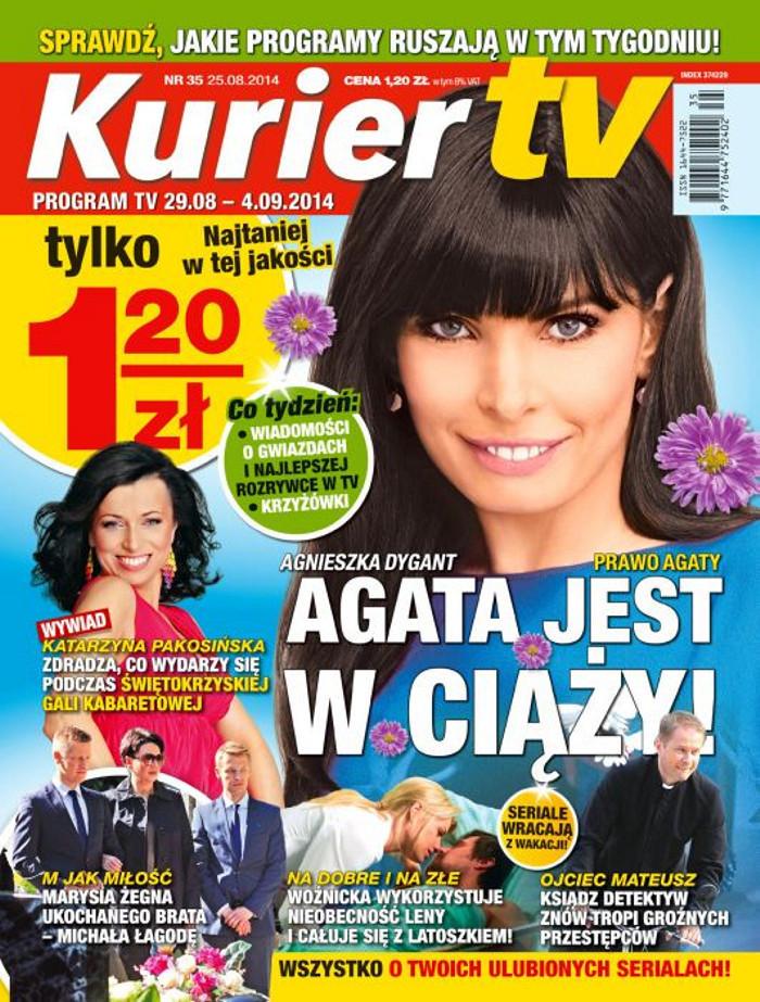 Kurier TV -                     35/2014