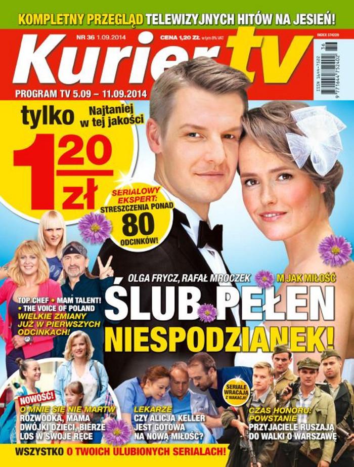 Kurier TV -                     36/2014