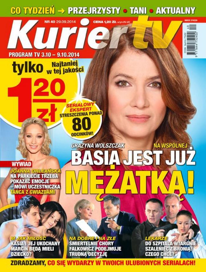 Kurier TV -                     40/2014