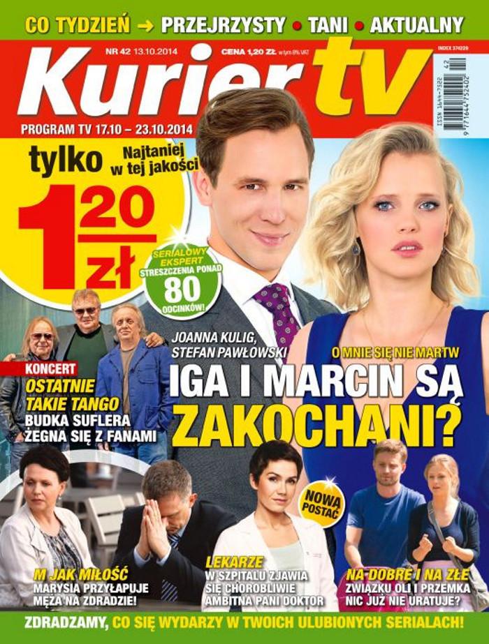Kurier TV -                     42/2014