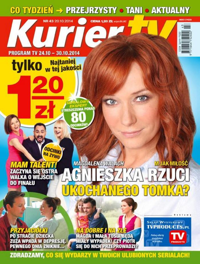 Kurier TV -                     43/2014