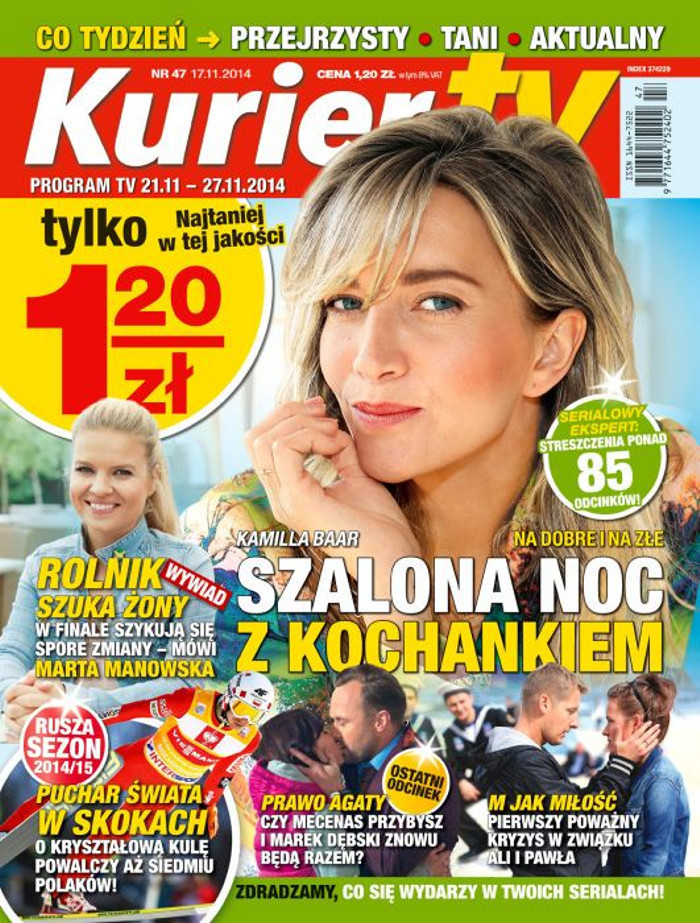 Kurier TV -                     45/2014