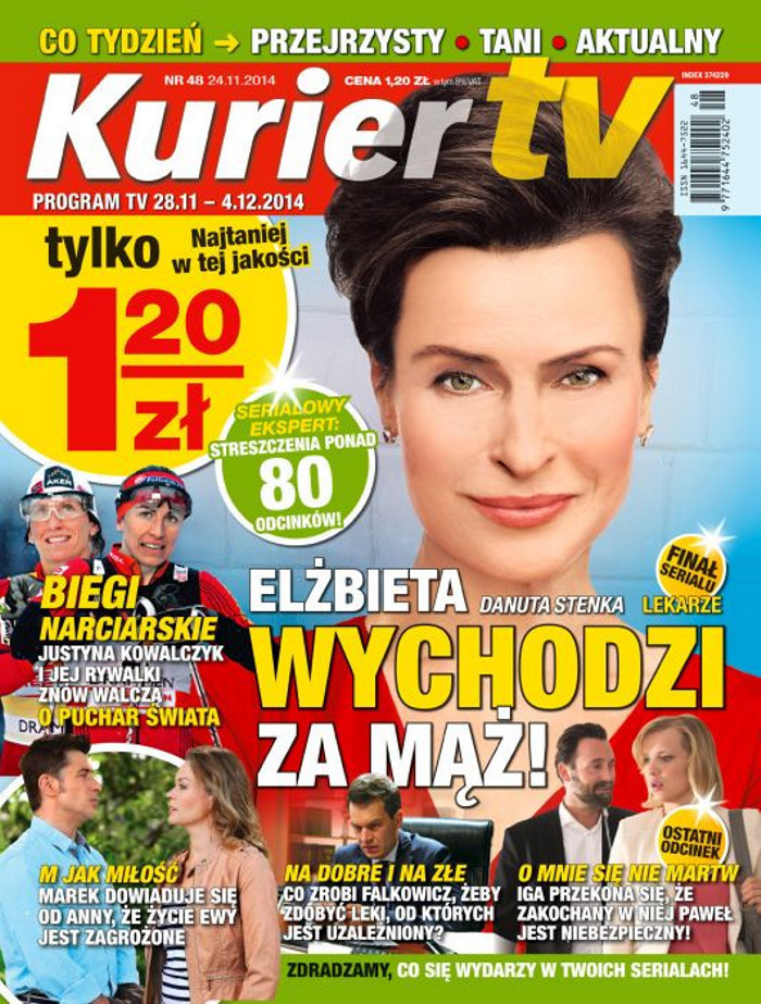 Kurier TV -                     48/2014