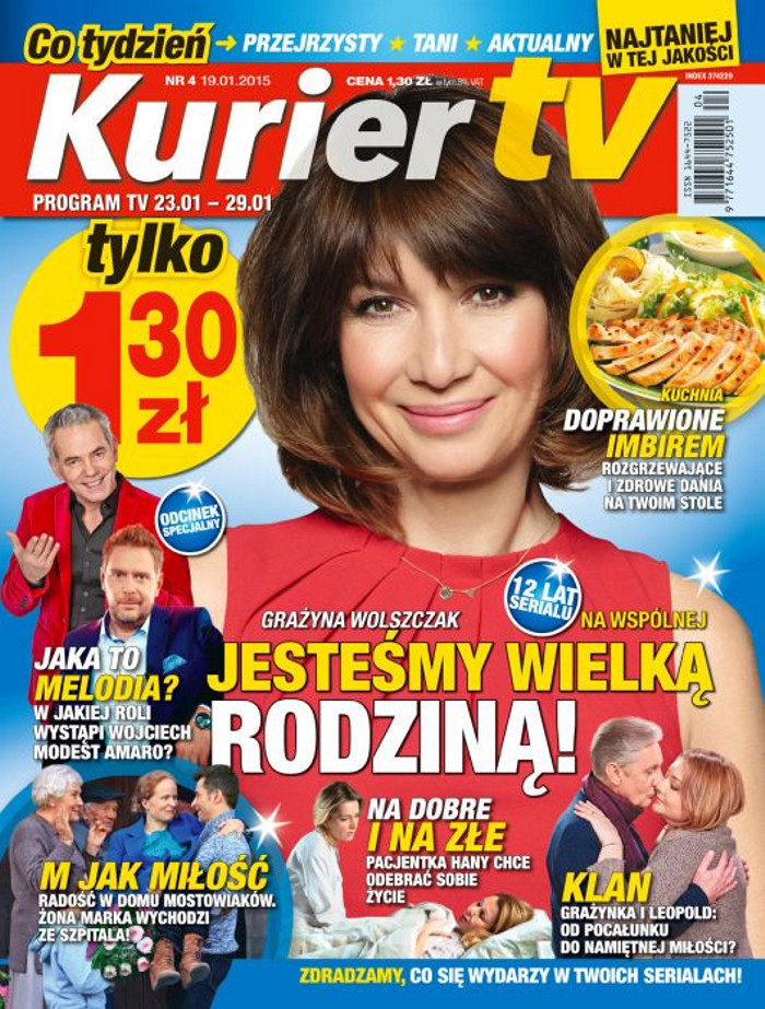 Kurier TV -                     4/2015