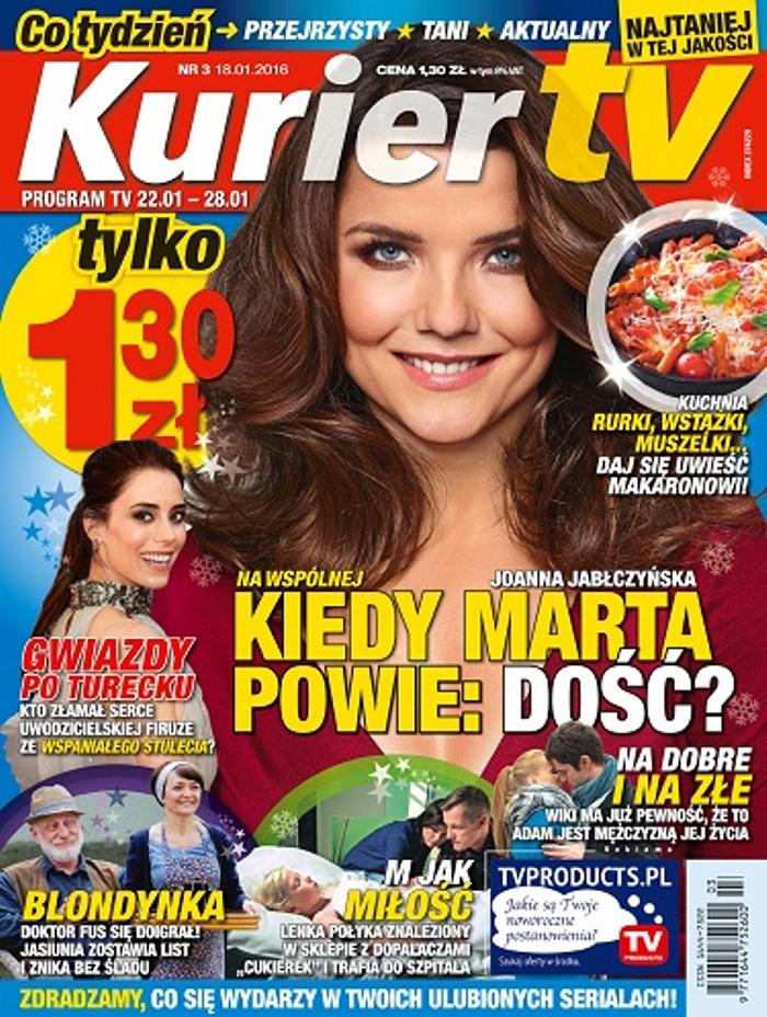Kurier TV -                     3/2016