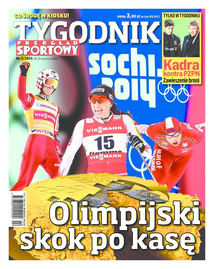 Tygodnik Przeglądu Sportowego -                     2/2014