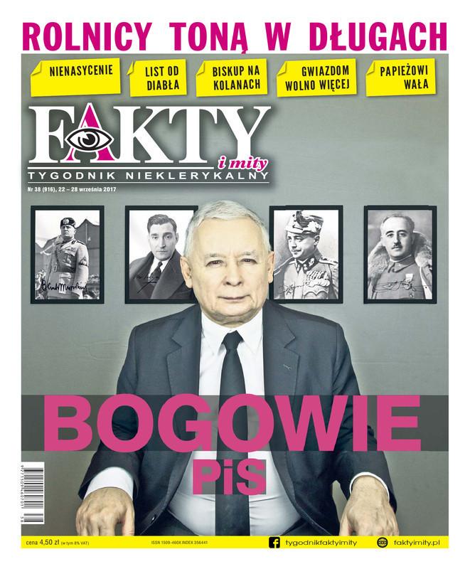 Fakty i Mity - Tygodnik nieklerykalny -                     38/2017