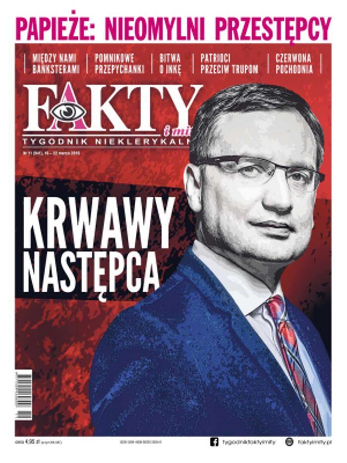 Fakty i Mity - Tygodnik nieklerykalny -                     11/2018