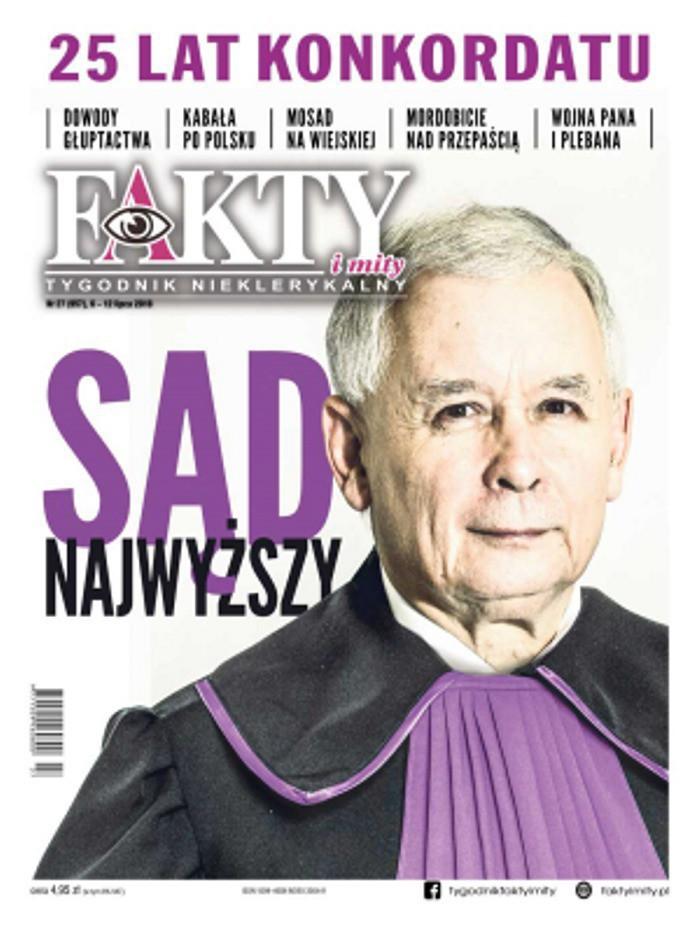 Fakty i Mity - Tygodnik nieklerykalny -                     27/2018