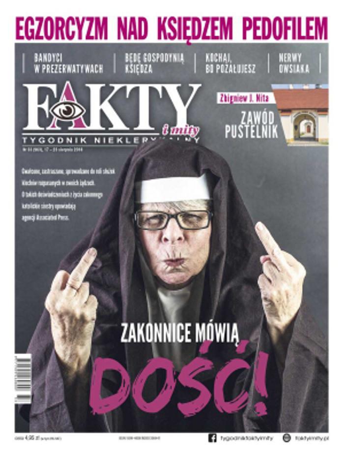 Fakty i Mity - Tygodnik nieklerykalny -                     33/2018