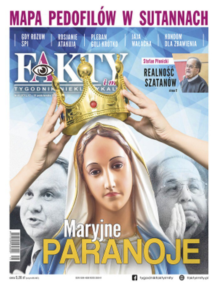 Fakty i Mity - Tygodnik nieklerykalny -                     41/2018