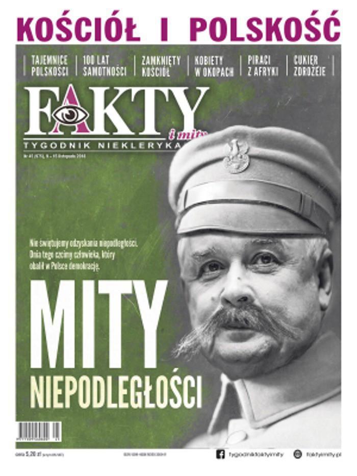 Fakty i Mity - Tygodnik nieklerykalny -                     45/2018