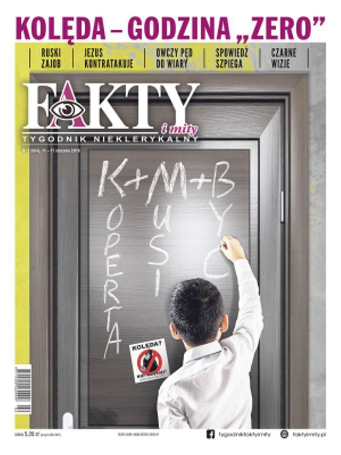 Fakty i Mity - Tygodnik nieklerykalny -                     2/2019