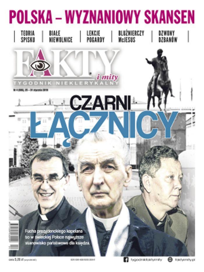 Fakty i Mity - Tygodnik nieklerykalny -                     4/2019