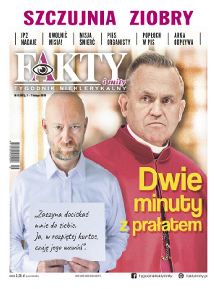 Fakty i Mity - Tygodnik nieklerykalny -                     5/2019