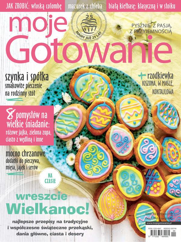 Moje Gotowanie -                     4/2019