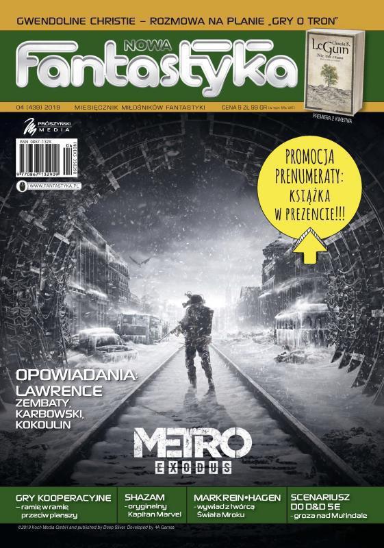 Nowa Fantastyka -                     2019-03-26