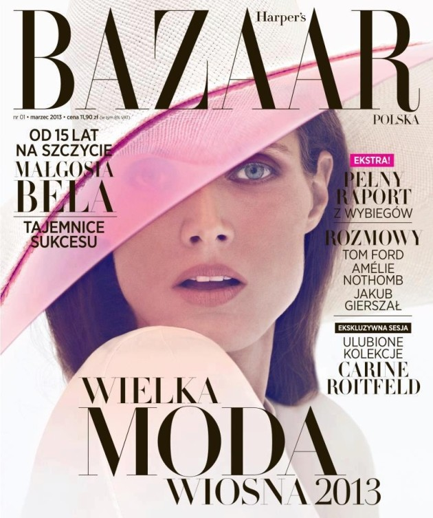Harper's Bazaar -                     1/2013