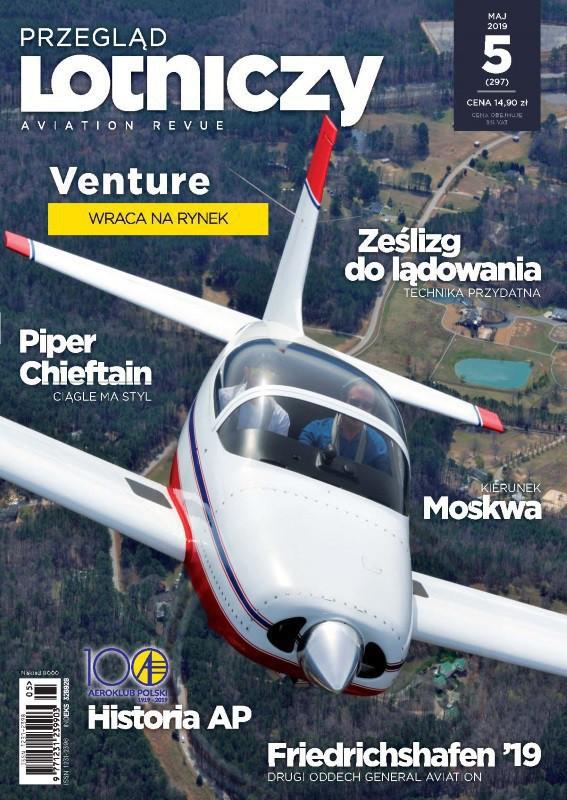 Przegląd Lotniczy - Aviation Revue -                     5/2019
