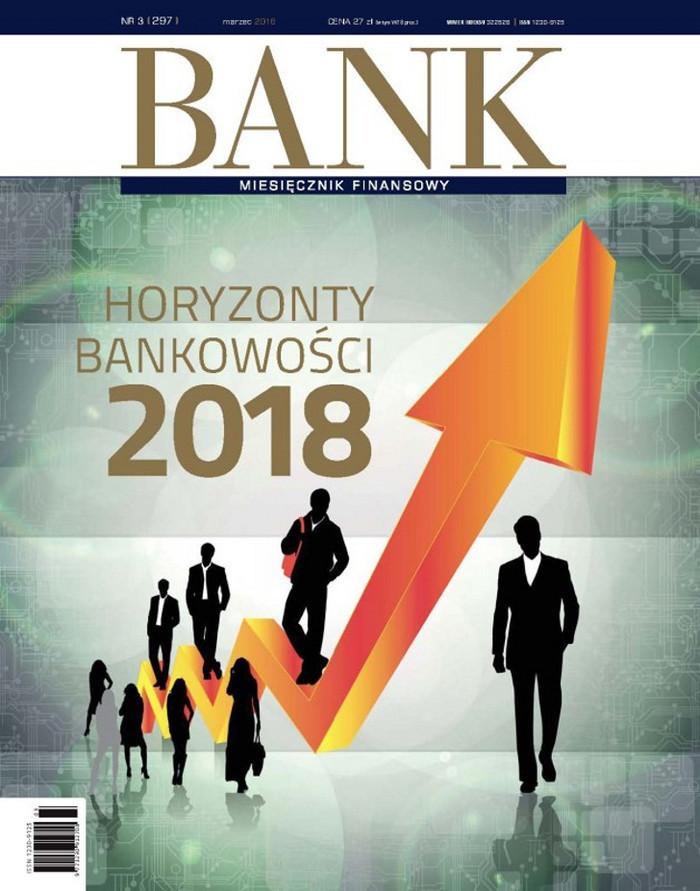 BANK Miesięcznik Finansowy -                     3/2018
