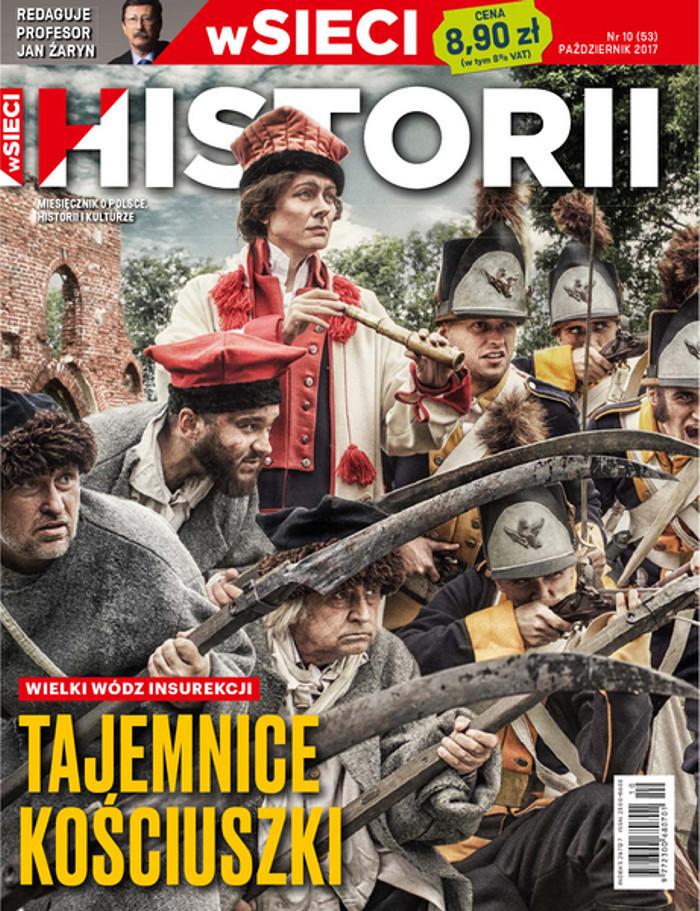 W Sieci Historii -                     10/2017