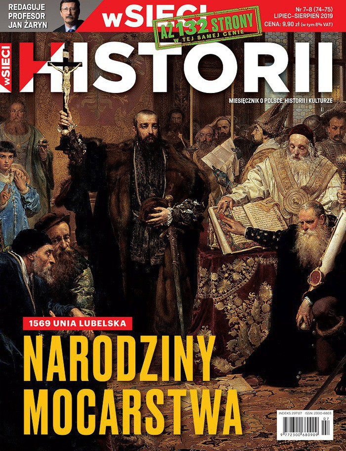 W Sieci Historii -                     7/8 2019