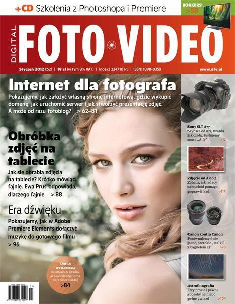 Digital Foto Video -                     1/2012