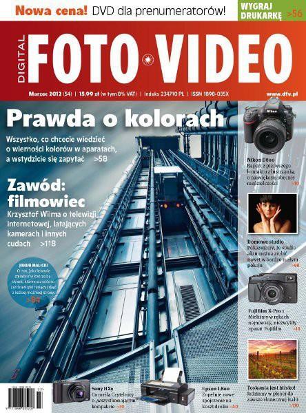 Digital Foto Video -                     3/2012