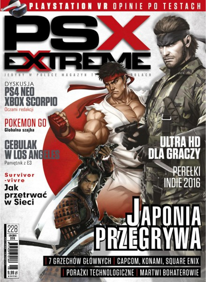 PSX Extreme -                     8/2016