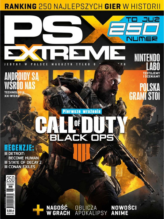 PSX Extreme -                     6/2018