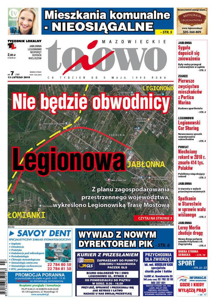 Mazowieckie To i owo -                     2019-02-15