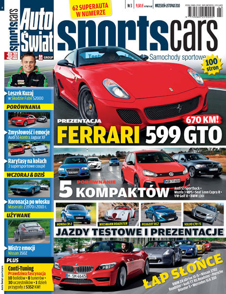 Auto Świat SportsCars -                     3/2010